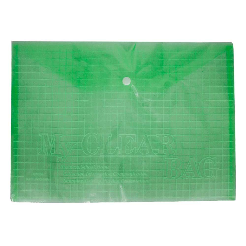 12pz Portadocumentos de plastico 35x25cm zp-0169