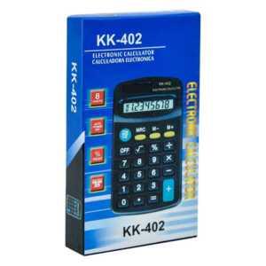 Calculadora 8 digitos kk-402