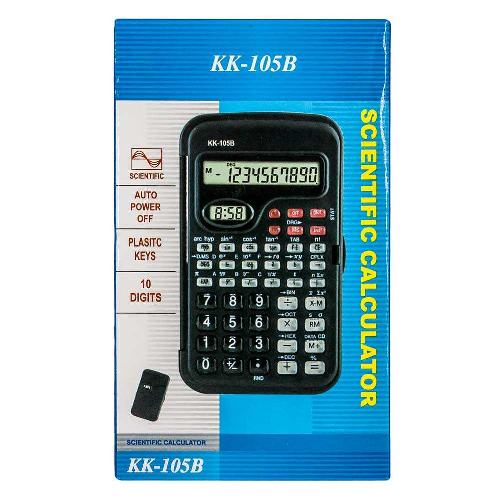 Calculadora cientifica zp-0346