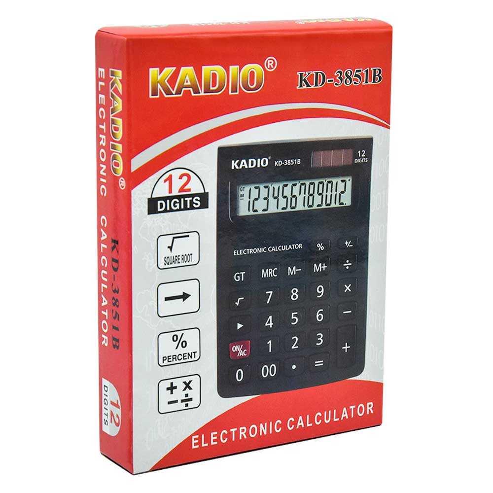 Calculadora 12 digitos zp-0352