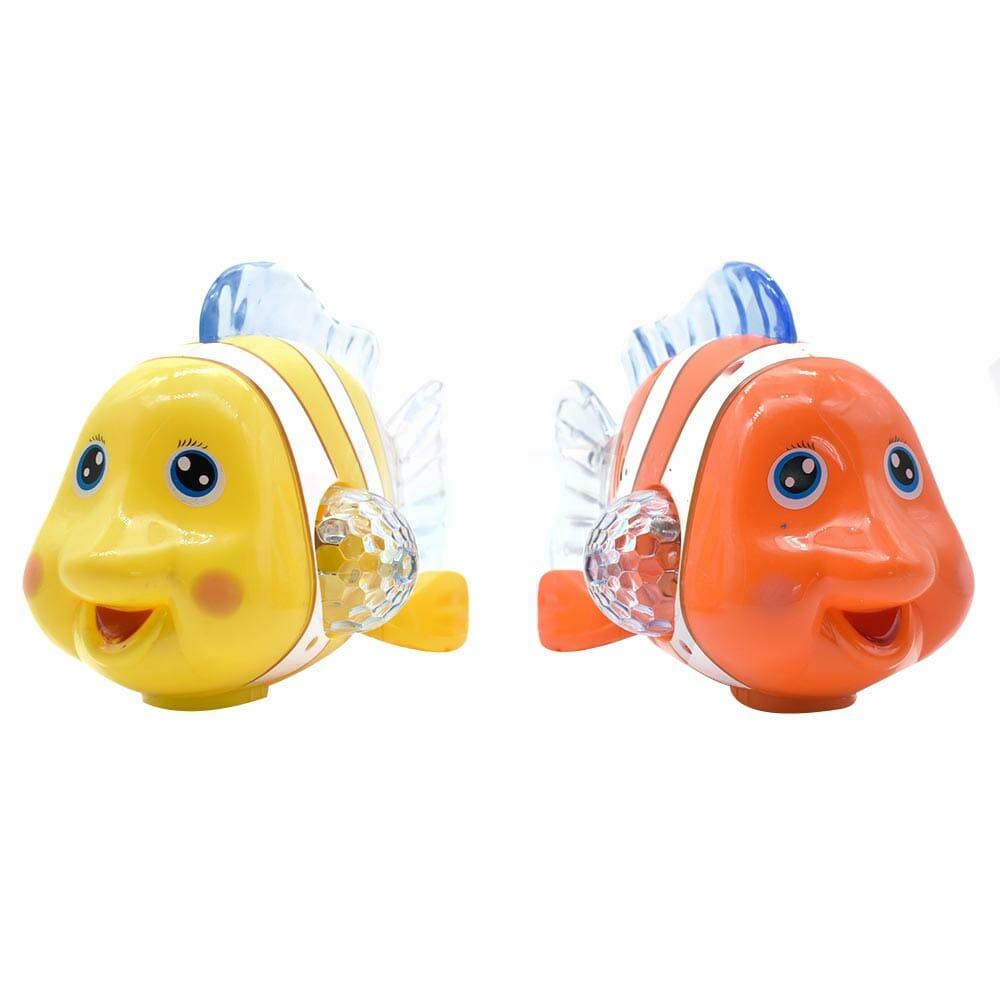 Juguete clownfish pez zr143-1