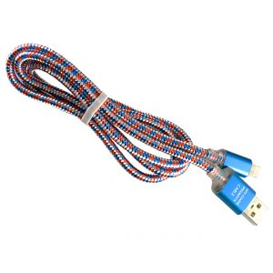 Cable lightning iphone 1pza cap-i6-1802