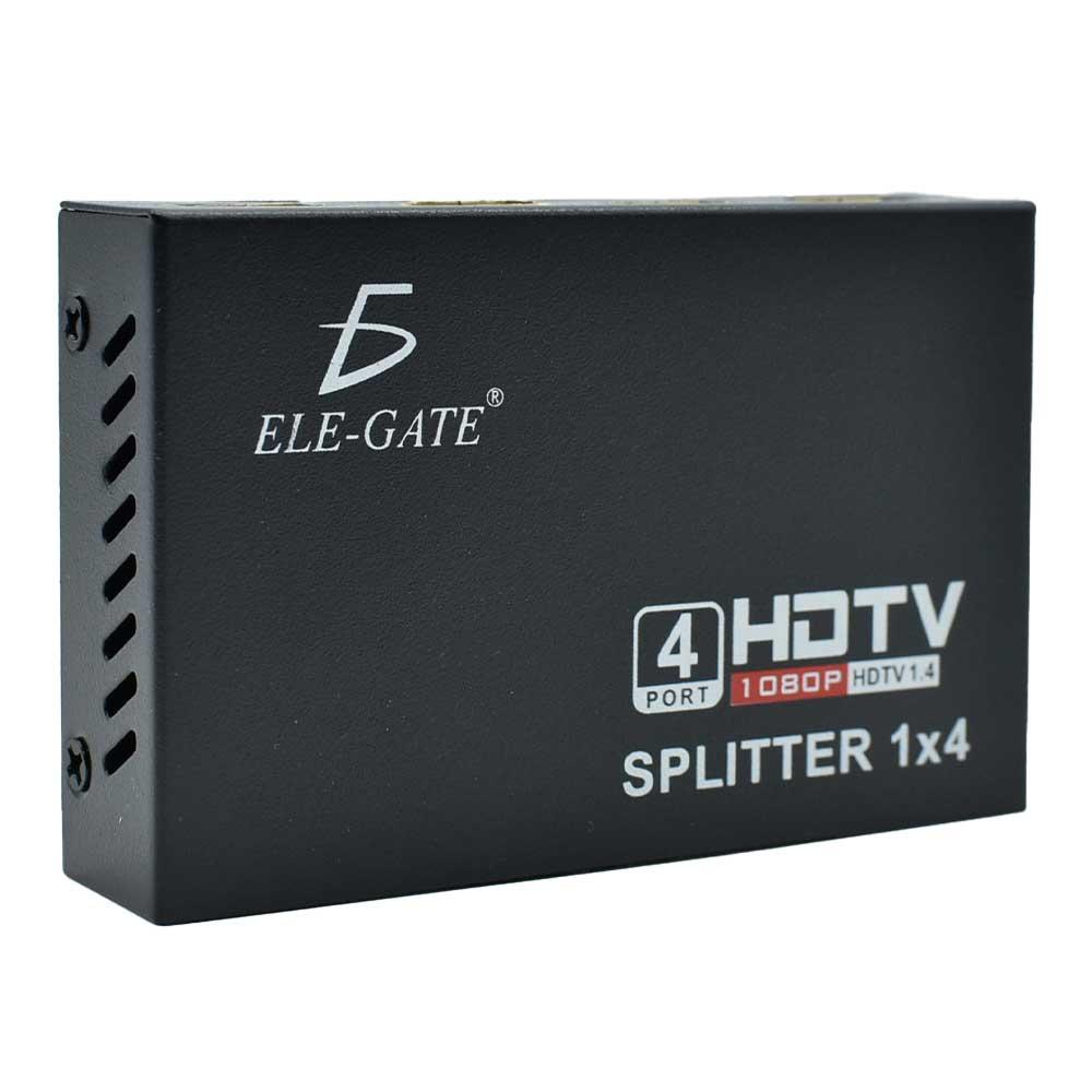 Convertidor con184 divisor señal amplificador tv monitor