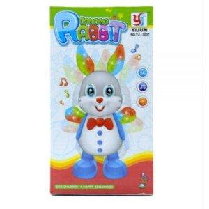 Juguete conejito musical dancing rabbit yj-3007 generico