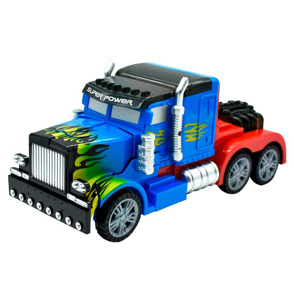 Robot car d-1