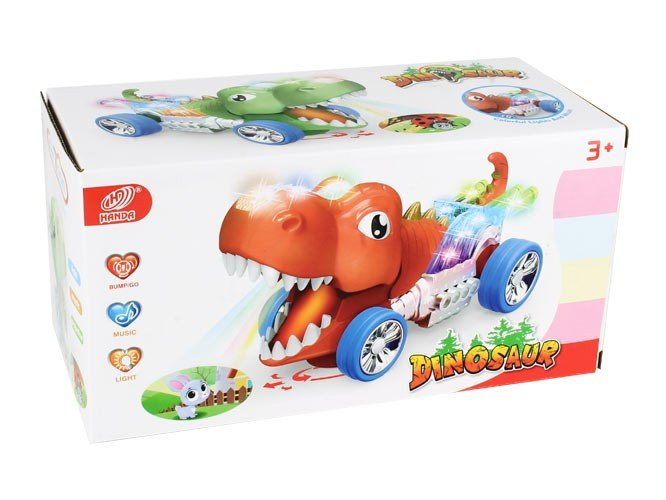 Dinosaurio ele gate mus hd 9012