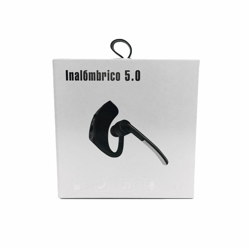 Audifono inalambrico 5.0 ej-v8
