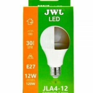 Foco led omnidireccional 12w luz blanca jla4-12b jwj