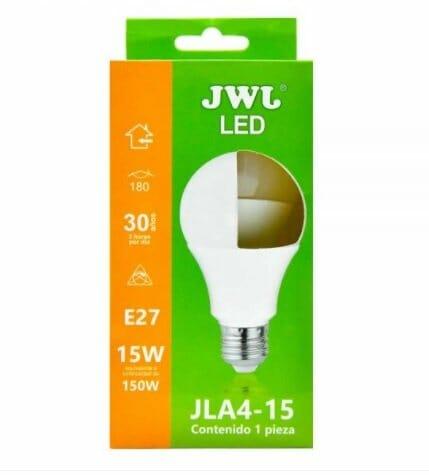 Foco led omnidireccional 15w luz blanca jla4-15b jwj