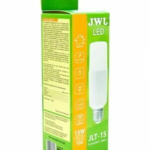 Foco led omnidireccional tipo t 15w luz blanca jlt-15b jwj