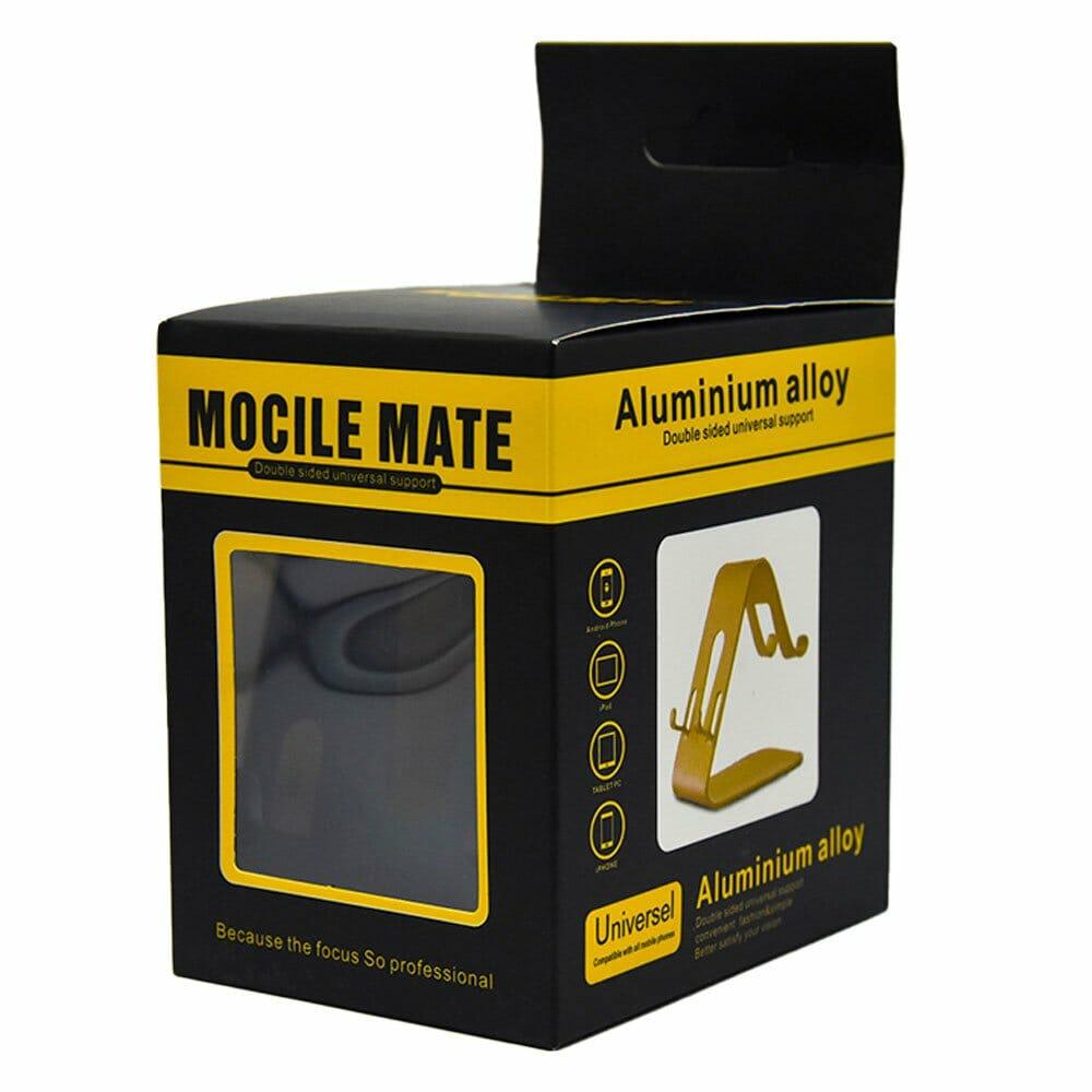 Soporte para celular aluminium alloy mocile mate gjz-07