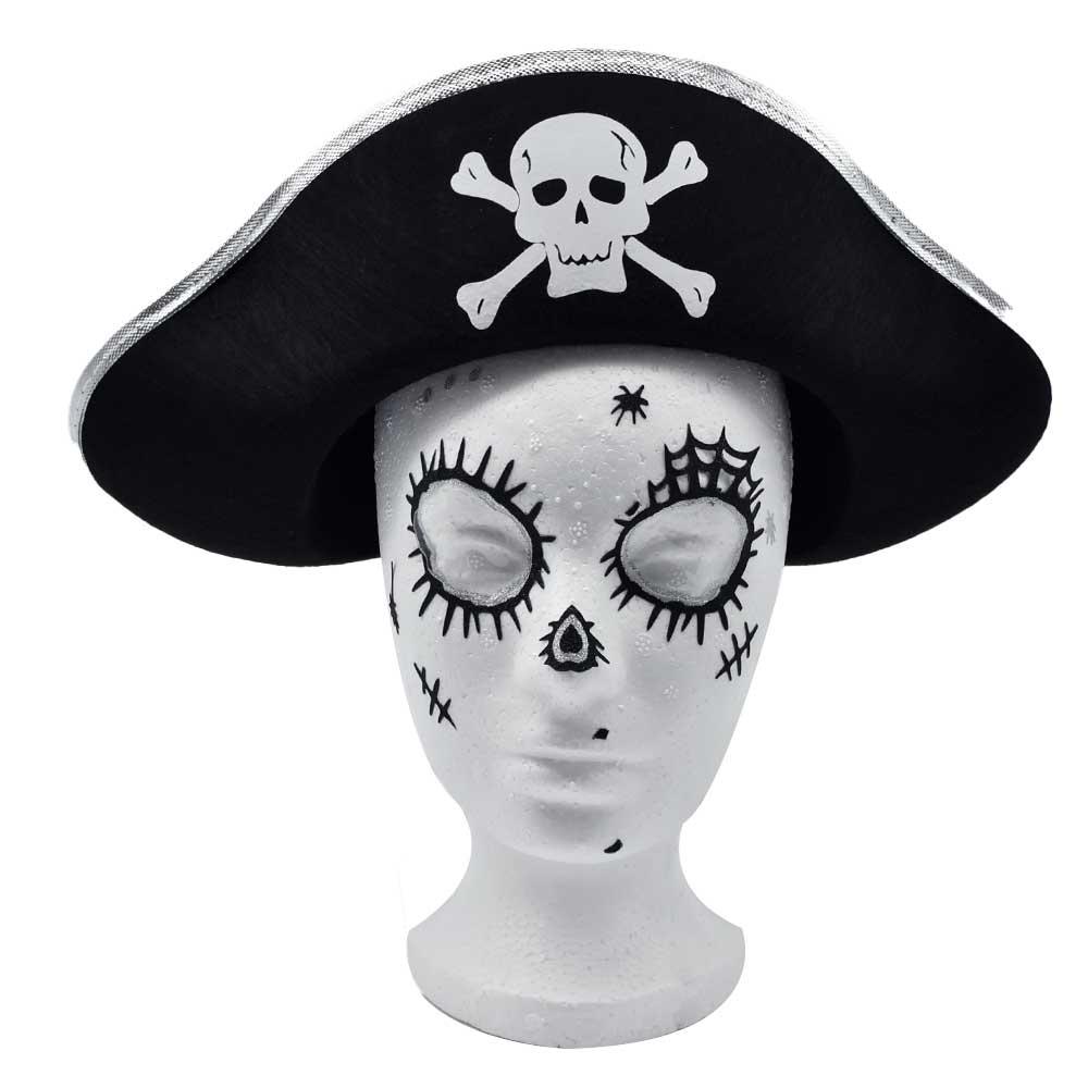 Sombrero pirata para halloween h414 ele gate