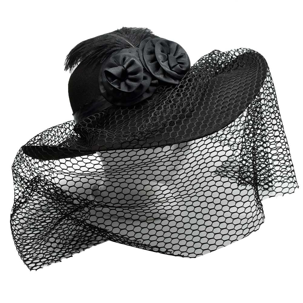 Sombrero catrina pluma h4421 ele gate