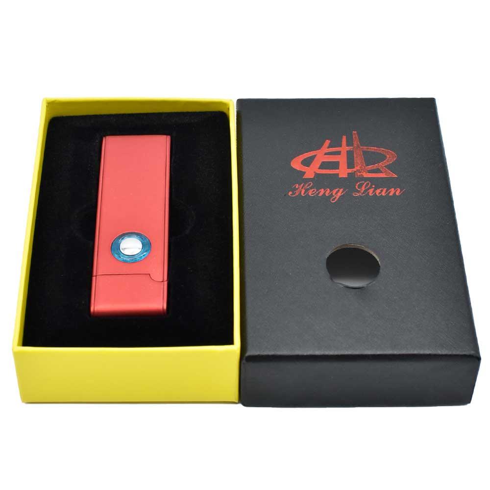 Encendedor hl recargable color rojo enc5873