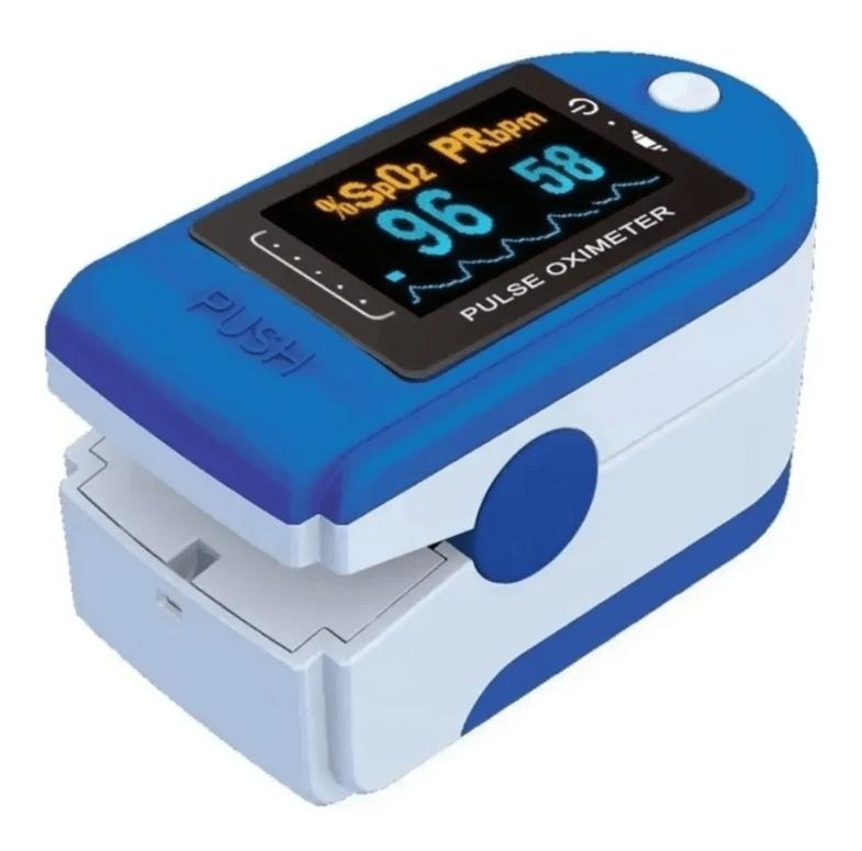 Oximetro digital pulsometro hog.15