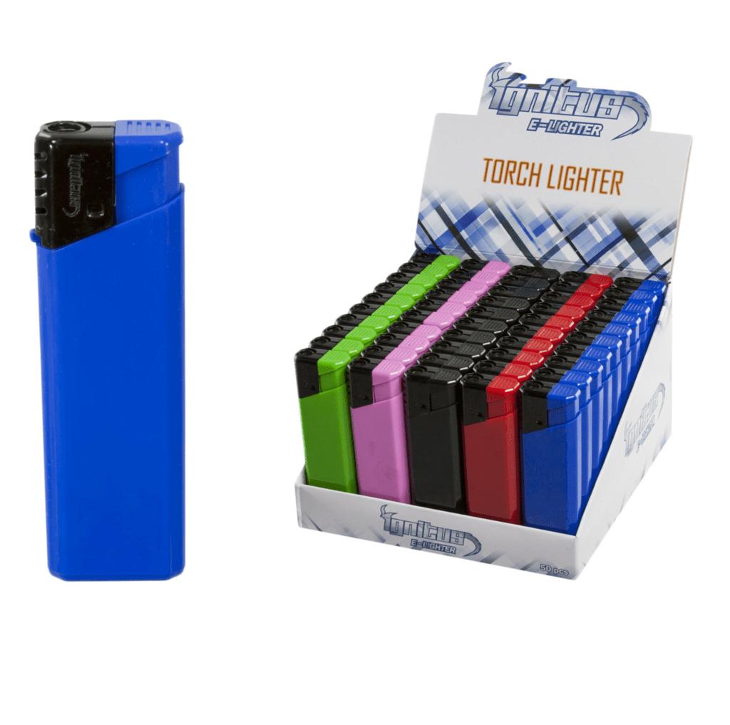 Encendedor ignitus por caja con 50 75