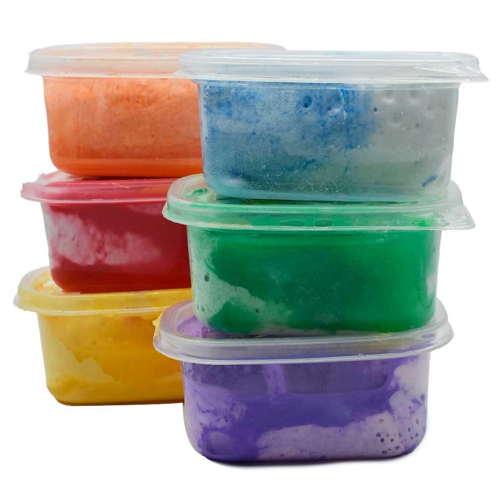 1 pza foamy burbuja moldeable. j-14-184