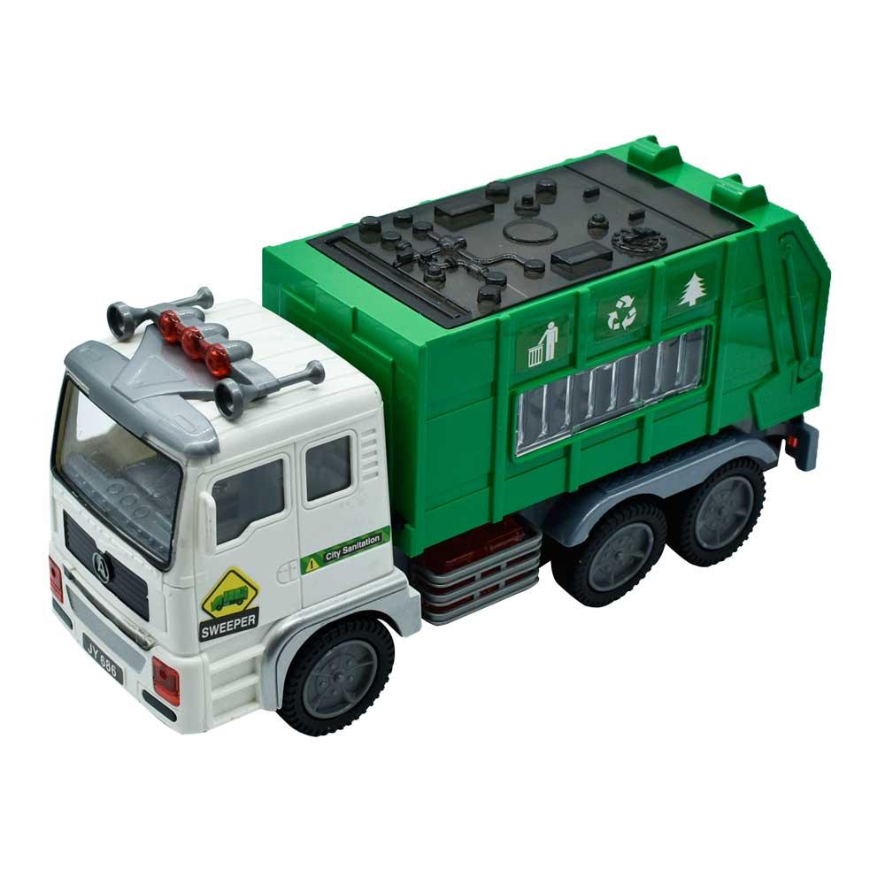 Camion con luz jy686