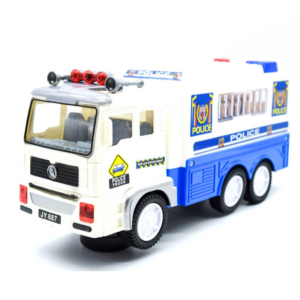 Camion de policia jy687