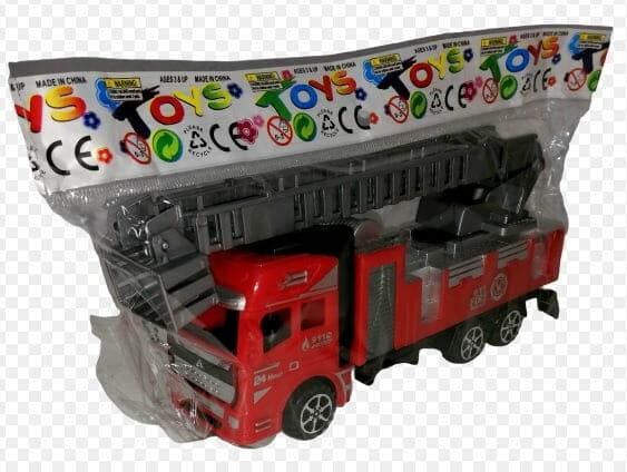 Toys 911 fire jy8806c