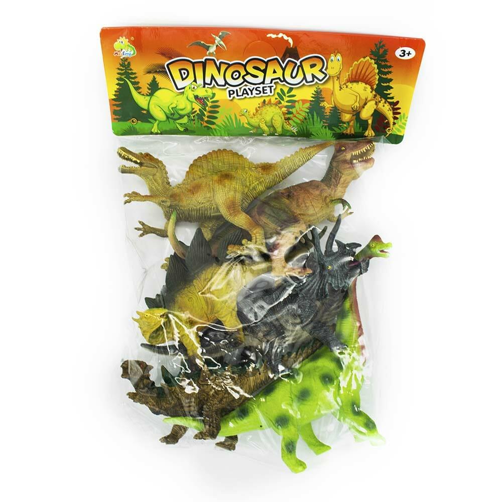 Dinosaurio set 6ps kl8-006