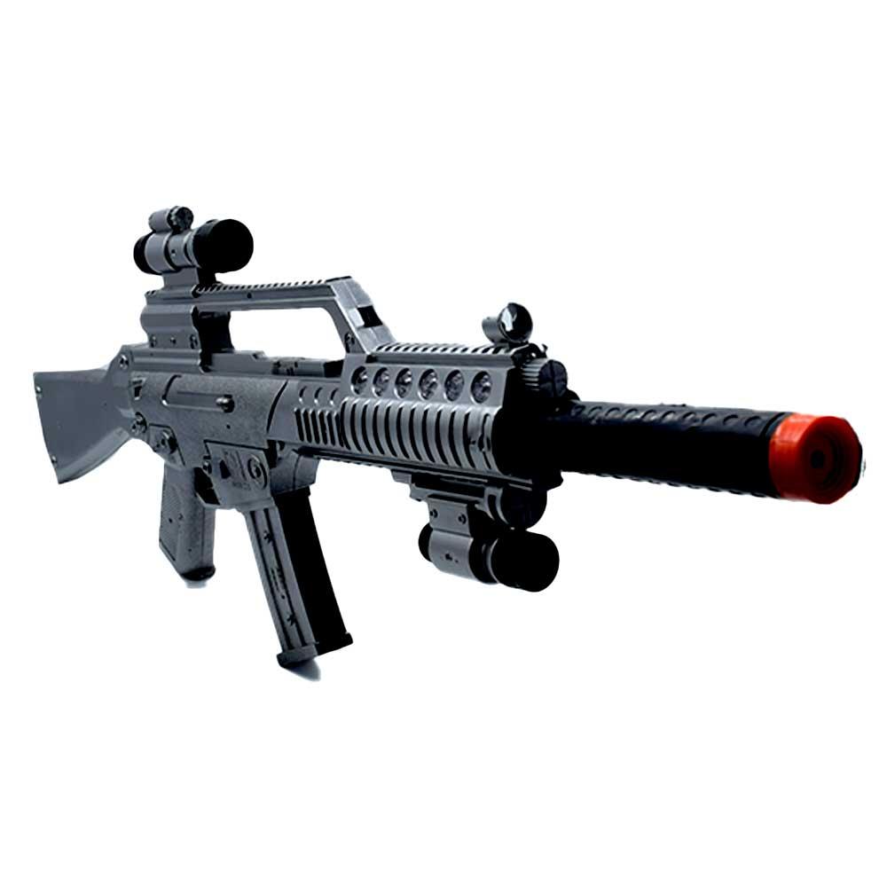 Toys pistola gris lx6800-1