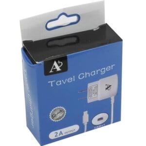 Cargador travel charger 3a q30
