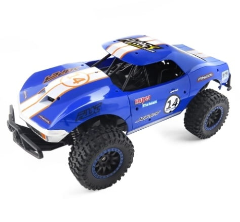 Vehiculo rc speed racing king sl-150a/
