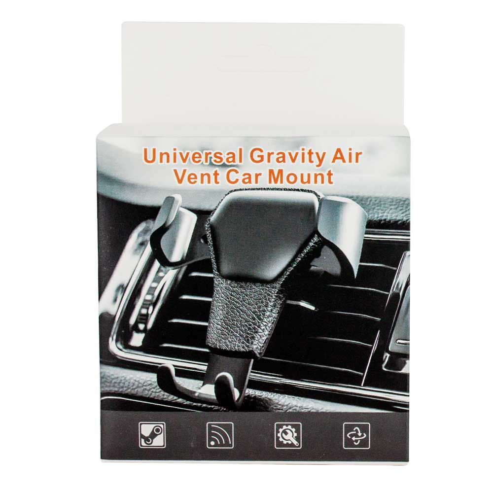 Base para celular universal gravity air vent mount sx037