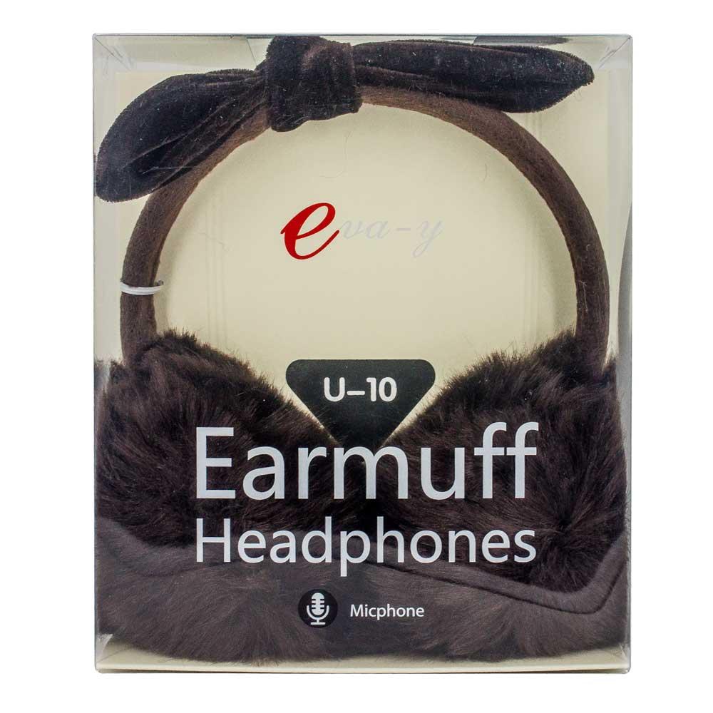 Audifonos earmuff u-10