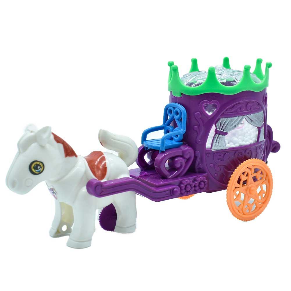 Toys carruaje nieve 8833a