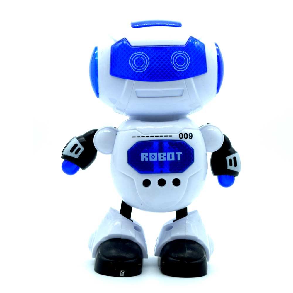 Juguete radio robot wm0858a generico