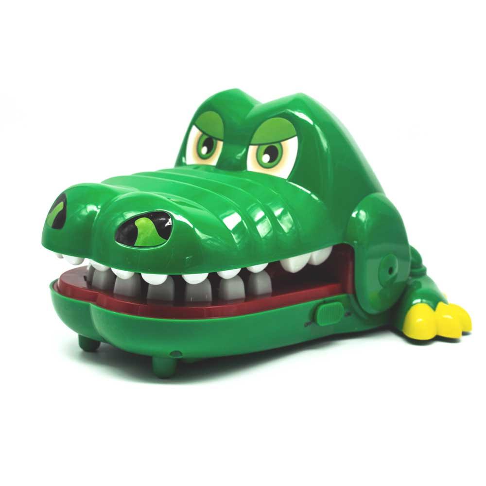 Juego de mesa cocodrilo/ madness crocodile kikis toys ws5320