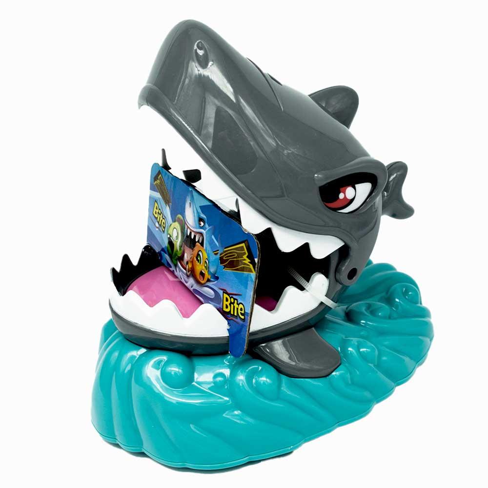 Juego de mesa atrapa el pescado/ crazy shark kikis toys ws5359
