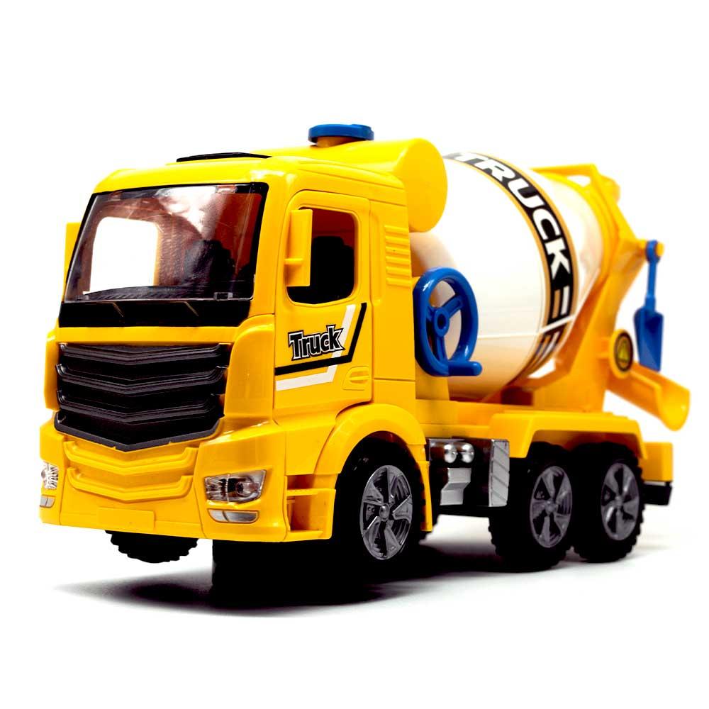 Mixer truck/ rompo de construccion yf3076b generico