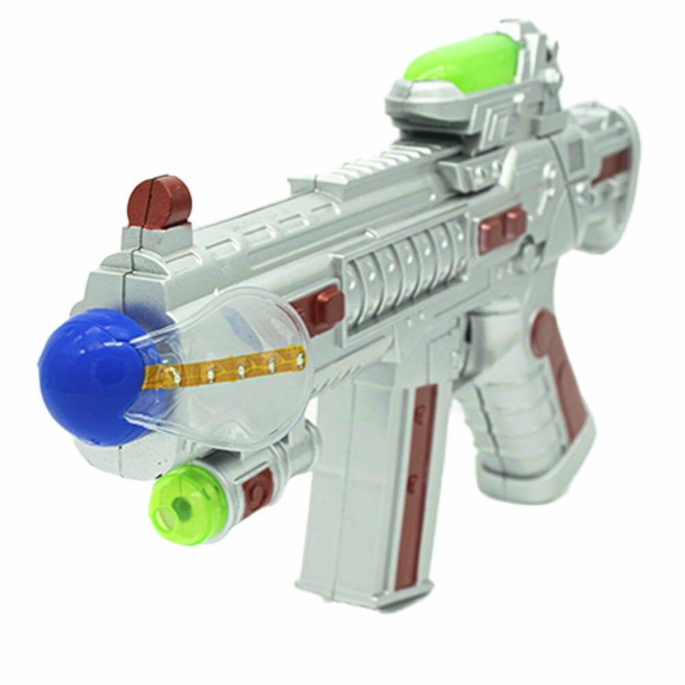 Juguete pistola elice toys yf777 generico