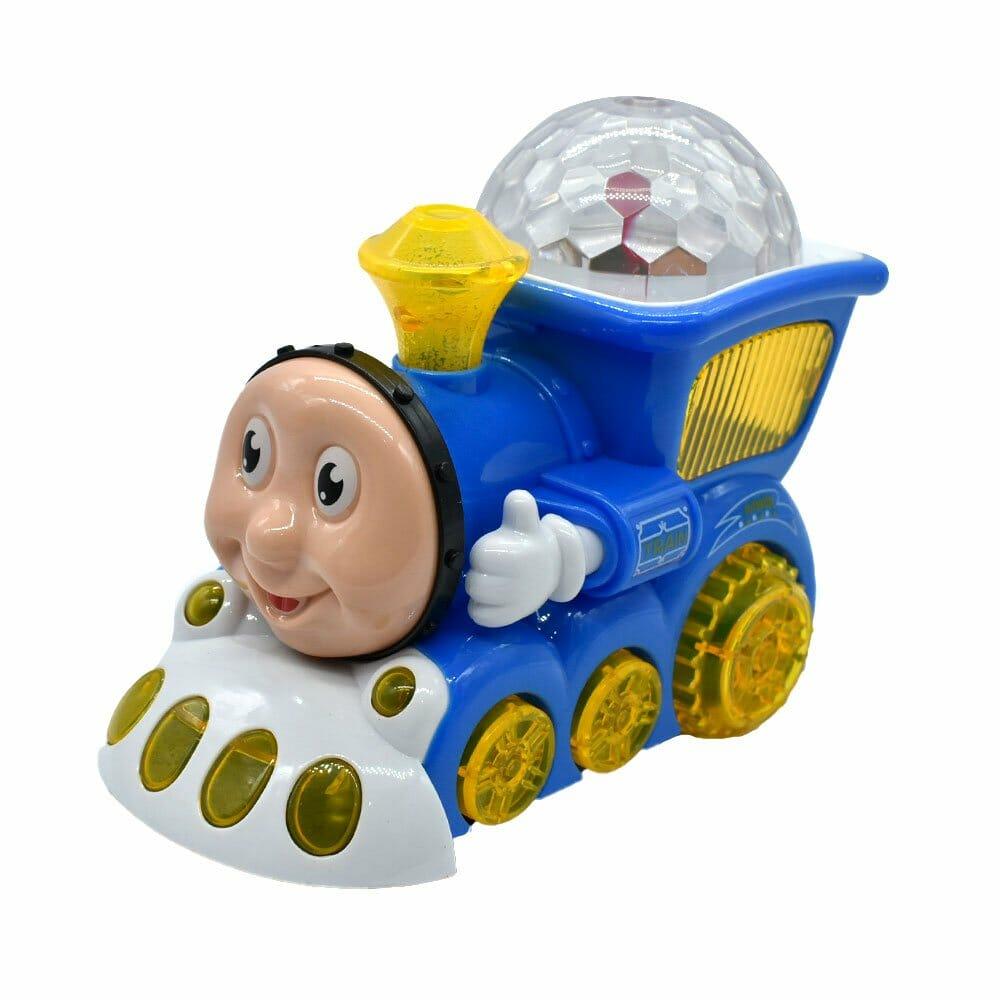 Juguete tren con luz light tren ele gate