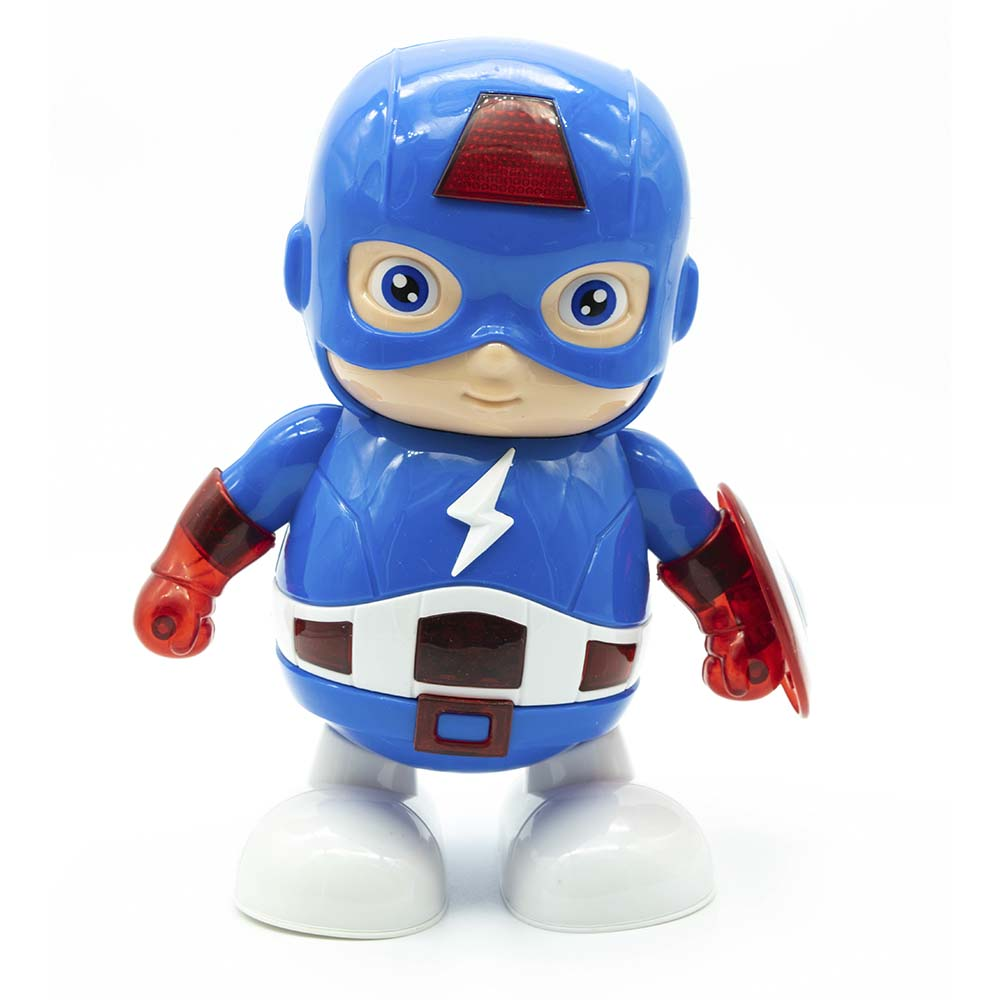 Juguete superheroe yj3011 generico