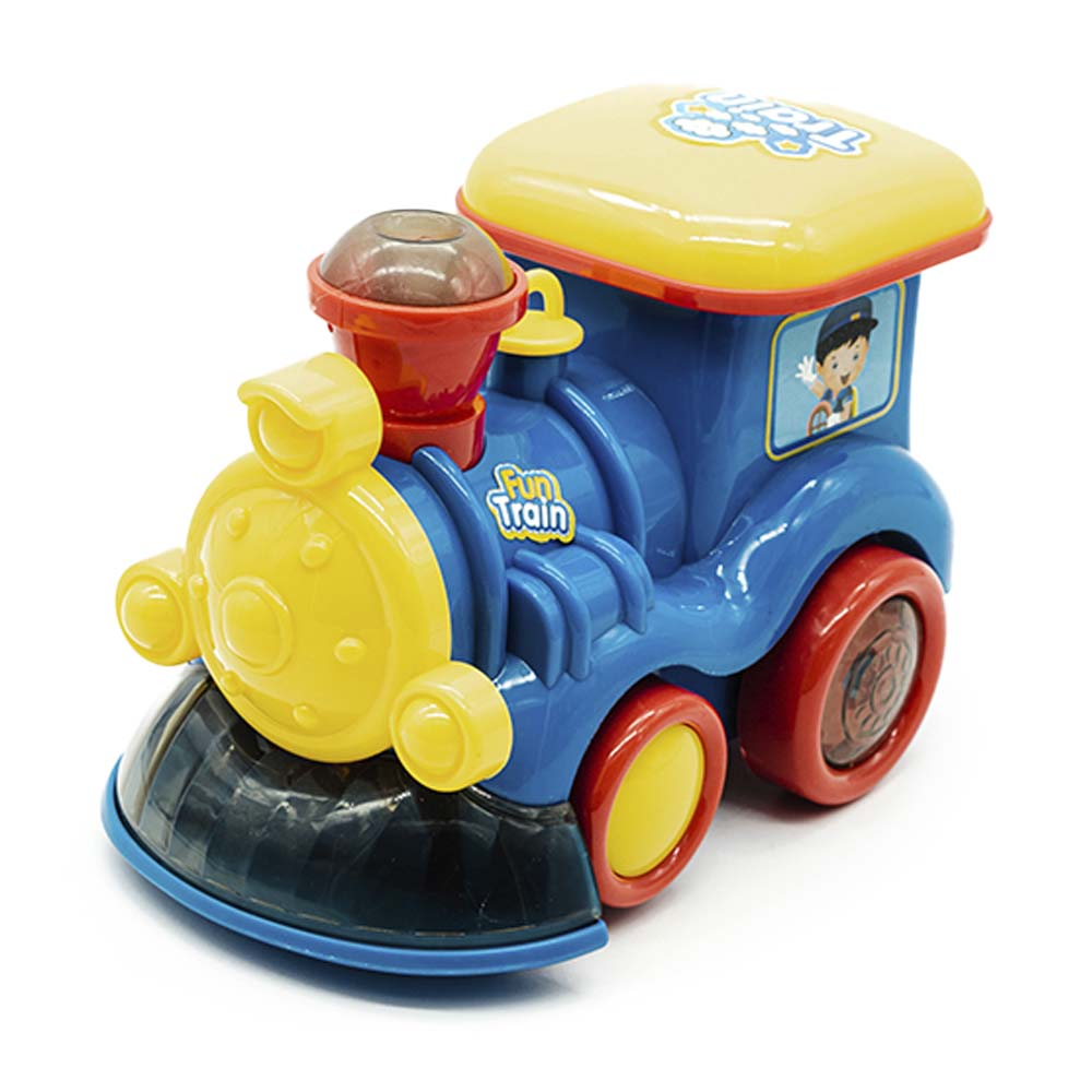 Fun train juguete tren zr-122 kikis toys